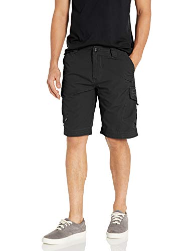 Fox Herren Slambozo Cargo Shorts, Black, XL