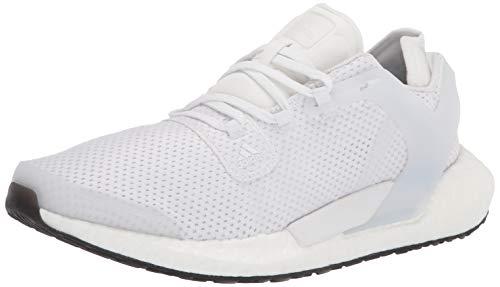 adidas Men#039s Alphatorsion Boost Running Shoe White/White/Black 10