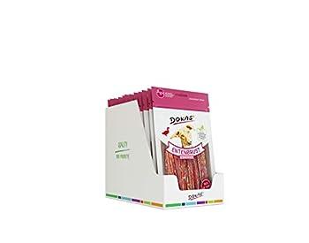 DOKAS Snack sans céréales de qualité supérieure pour Chien - en Filet de Poitrine de Canard