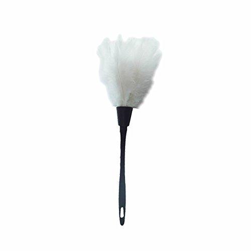 NUOMI Turkey Feather Duster (White)