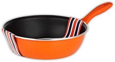 Orbegozo SXH 1522, 22 mm, Negro, Naranja