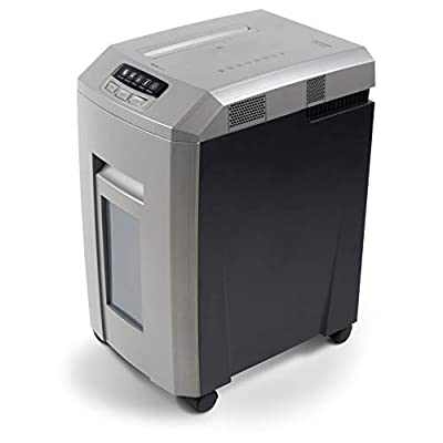 Aurora AU1580MA Professional Grade High Security 15-Sheet Micro-Cut Paper/ CD and Credit Card Shredder, 60 Minutes Continuous Run time