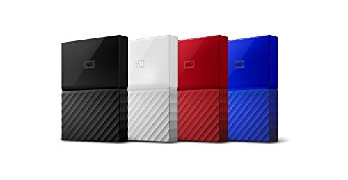 Disque dur externe USB My Passport de Western Digital, 1 To, USB 3.0-WDBYNN0010BBK-WESN, noir - 4