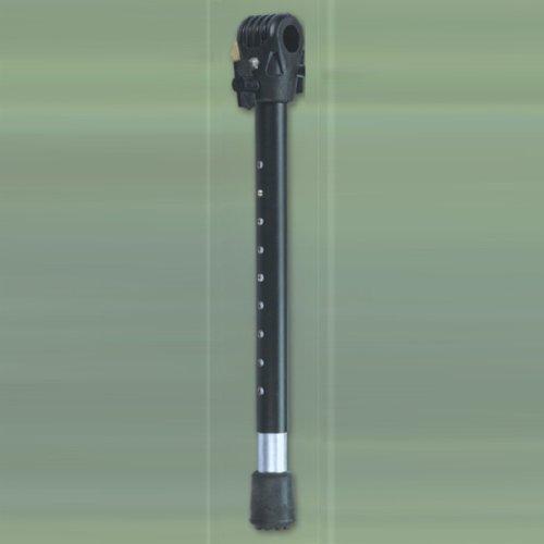 Zusatzbein stabile Ausführung 37 bis 56cm für Bedchair Karpfenliege Liege