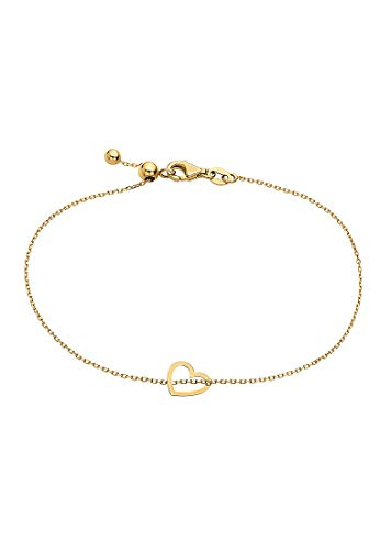 CHRIST Gold Damen-Armband 375er Gelbgold One Size 87485137