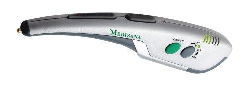 MEDISANA ACUSTIM oder ACS Elektro Akupunkturgerät SW-103F (Akupunktur ohne Nadel) mit Gebrauchsanweisung und Therapiebuch, NEU im OVP war Müsterstück