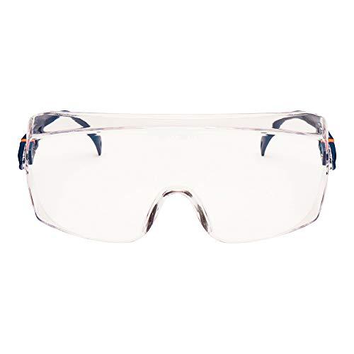 3M Classic Line Over Gafas de seguridad Óptica Clase 1 Resistente al Impacto Integral Protector de Cejas Ref 2800 CLO 🔥