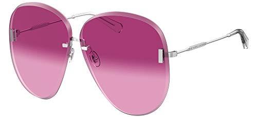 Marc Jacobs Gafas de sol para mujer MARC 519/S, 010/9R, 70