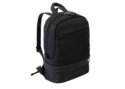 [ナヴァ・デザイン] Easy + backpack small EP071N black One Size