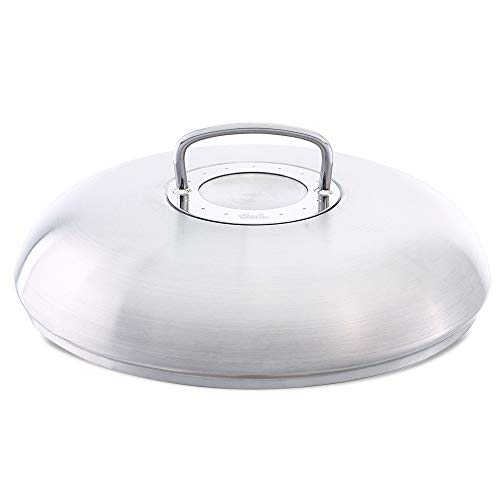 Fissler Original Pro Collection Frypan Lid, 12.6 Inch, Stainless Steel