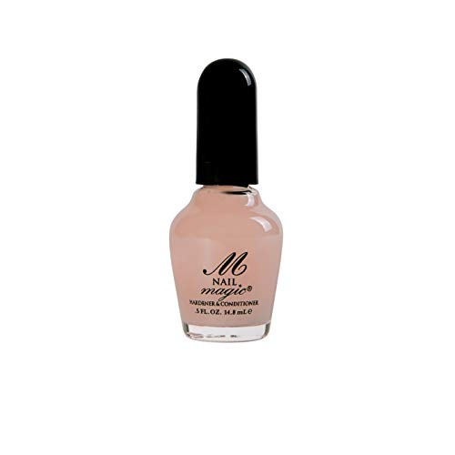 Nail Magic - Nail Hardener & Conditioner, 0.5 Fl Oz, Revives Chipping, Peeling & Brittle Nails, Strengthening, Conditions & Hardens Natural Nails, 60 Years of Superior Results