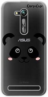 Capa para Zenfone Go 4.5 Zb452kg Panda Face Fêmea