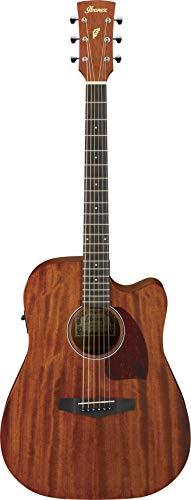 Ibanez PF12MHCE-OPN Elektroakoestische gitaar Open Pore Natural