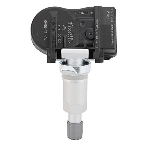 Aramox Monitoreo de presión de neumáticos, 4 piezas de sensor de presión de neumáticos de coche TPMS de repuesto de plástico + metal para CX-3 / CX-5 / CX-7 / CX-9 / MX-5 OE: BHB637140A