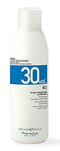 Fanola - Eau Oxygénée parfumée 30Vol. 9% - 1 L