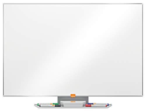 Nobo Prestige Pizarra magnética acero vitrificado, 900x600mm, Blanco, 1905220