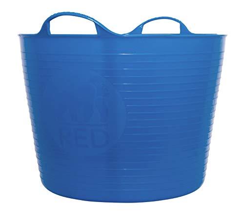 Decco Ltd SP42BL Cubo Flexible, Azul, 42 litros