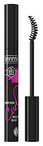 Lavera Front Row Curl Mascara (Colore Black) - 9 ml.