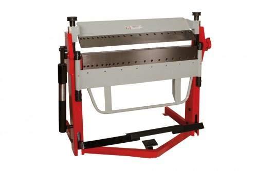 Holzmann AKM 1020PS/AKM 1270PS | Abkantmaschine bis 2 mm | Biegemaschine | Abkantbank | Für Profis & Heimwerker (AKM 1270PS)