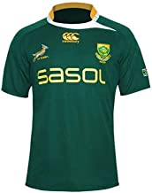 Amazon.es: camiseta rugby sudafrica