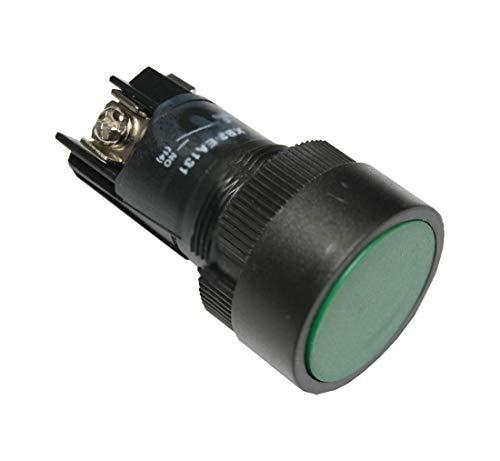 B2Q Drucktaster XB2-EA131 Taster rund mit grünen Knopf 1x schliesser (0073)