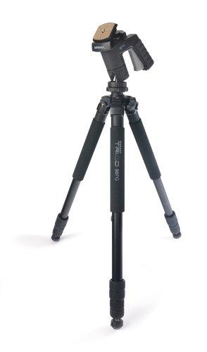 Hähnel 9994140 Triad 90 PG Aluminium-Fotostativ mit Pistolengriff-Kugelkopf inkl. Stativtasche