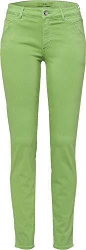 BRAX Damen Style Shakira Jeans, CLEAN Light Green, 34