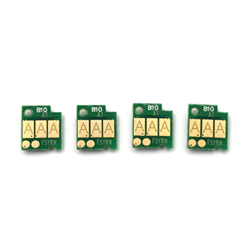 WSCHENG 5 Sets LC135 LC139 ARC Chip para Brother MFC-J6920DW J6720DW J6520DW Printers