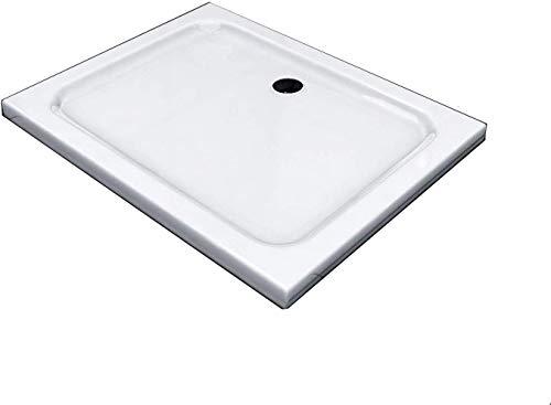 326 P . 150 x 150/mm DN50 Siphon de douche en plastique