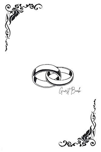 Guest Book Matrimonio - Libro degli ospiti matrimonio, quaderno con 100 pagine per dediche (Italiano) Copertina flessibile –