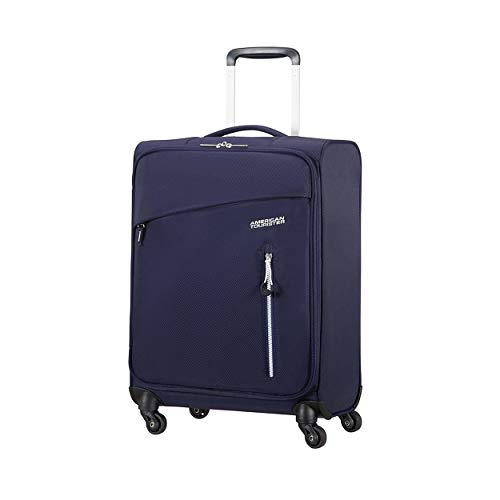 Trolley Semi-Rigido 55/20 | American Tourister Litewing | 38G002-Insignia Blue