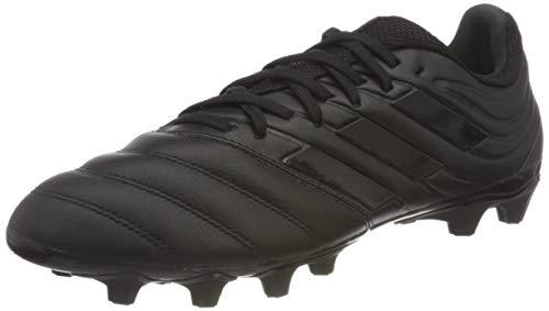 adidas Herren Copa 20.3 Multi Ground Fußballschuh, schwarz, 40 EU