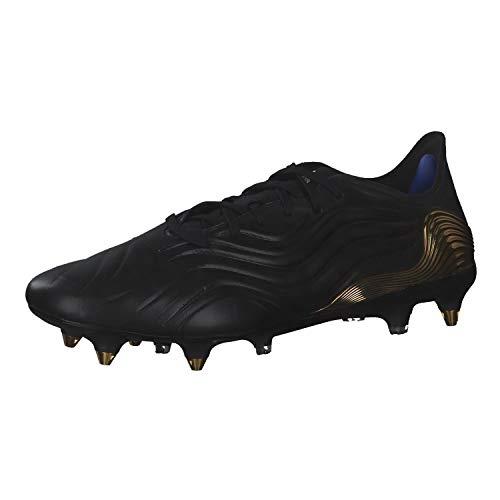 adidas Copa Sense.1 SG, Zapatillas de fútbol Hombre, NEGBÁS/FTWBLA/Dormet, 46 2/3 EU