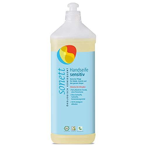 Sonett Bio Handseife Sensitiv (1 x 1 l)