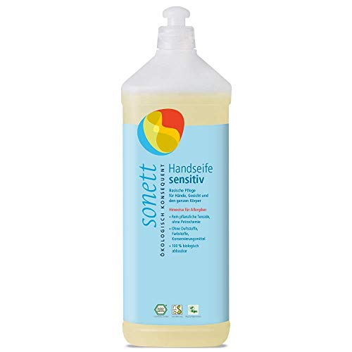 Sonett Bio Handseife Sensitiv (1 x 1000 ml)