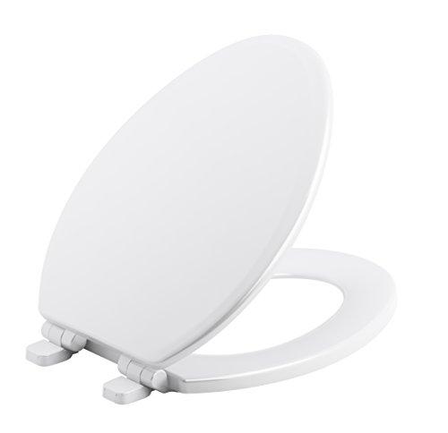 KOHLER 20454-0 Ridgewood Toilet seat, White