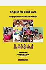 English for Child Care : Language Skills for Parents and Providers (Pk W/Cd) Paperback