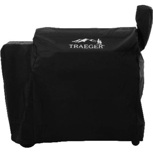 Traeger BAC504 Full-Length Pro 780 Grill Cover, Black