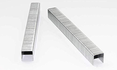 5000 Stück Tackerklammern Typ 53 Länge: 8 mm Breite: 11,4 mm für Tacker; Maße: 8/11,4
