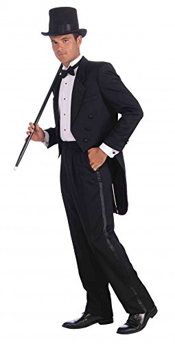 shoperama Hombre Disfraz de Vintage Hollywood Smoking FRAC Novio Tuxedo Gentleman