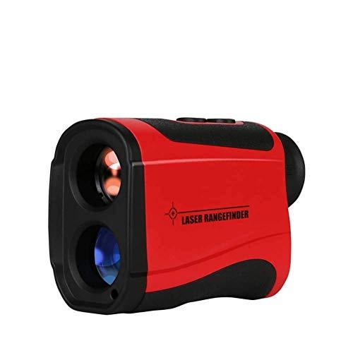 Medidor de distancia de golf de 600 Yards con compensación de inclinación, bloqueo de bandera, memoria de modo, escaneo continuo, 7 aumentos, medición de distancia, velocidad y ángulo, 1500M
