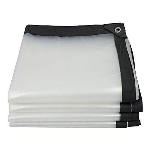 HRFHLHY afdichting winddichte isolatie plastic klot transparante dekzeil plastic plaat PVC kas regendichte waterdichte plastic doek