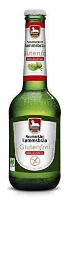 Neumarkter Lammsbräu Bio Lammsbräu Glutenfrei Alkoholfrei Bio (6 x 330 ml)