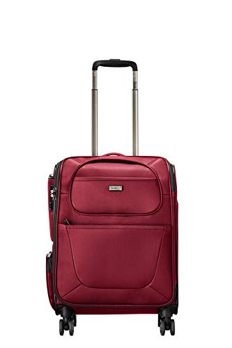 Stratic Unbeatable 3 Koffer S, 55 cm, 36 Liter, Rubyred