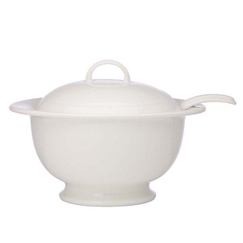 Aspen Ridge Soup Tureen with Ladle by Lenox