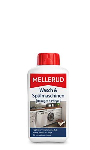 Mellerud 2001001636 Wasch & Spülmaschinen Reiniger & Pflege 0,5 l, Mehrfarbig