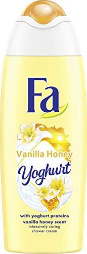Fa gel douche yogourt au miel de vanille pour 250ml Peaux Sèches