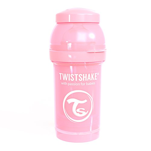 4 Mois Twistshake T/étine avec Bec en Silicone Taille