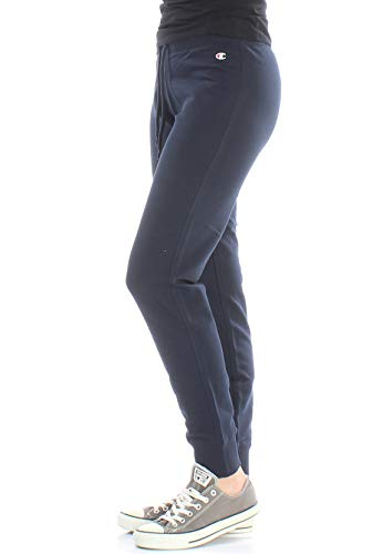 Champion joggingbroek dames 111999 F19 BS501 NNY donkerblauw