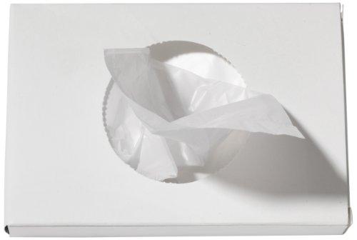 Funny Hygiene-Bags weiß, 48 Boxen a 25 Bags, 1er Pack (1 x 48 Stück)